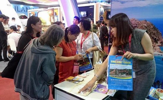 Quảng bá du lịch Bình Định tại ITE HCMC 2016