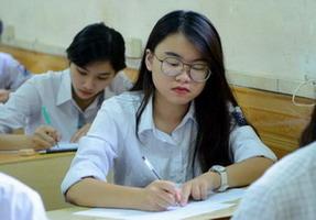 Bộ GD-ĐT lưu ý thí sinh khi đăng ký và làm bài thi THPT Quốc gia 2017