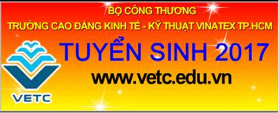 Trường Cao đẳng  vinatex TP Hồ ChíMinh